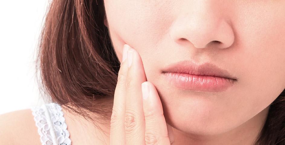 Kiefergelenkschmerzen - Funktionsstörung der Kiefergelenke